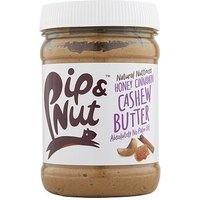 Pip & Nut Honey Cinnamon Cashew Butter 250g