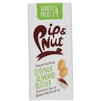 Pip & Nut Coconut Almond butter squeeze pack 4x30g