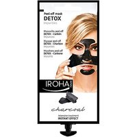 Iroha Black Peel-off Detox Mask - charcoal