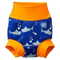 Splash About Happy Nappy Shark Medium, 3-6 Months