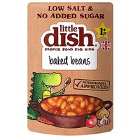 Little Dish 1 Yr+ Baked Beans