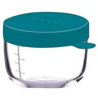 Beaba Glass Portion Storage Blue 150ml