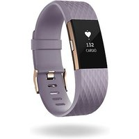 Fitbit Charge 2 Special Edition - Lavender/Rose Gold (Small)