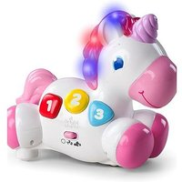 KIDS II Rock & Glow Unicorn Toy