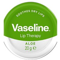Vaseline Lip therapy aloe vera tin
