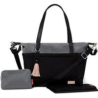 Nolita Tote - Grey/Black