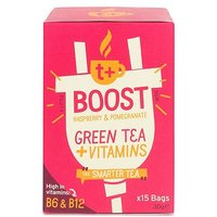 T Plus Boost Raspberry & Pomegranate