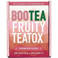 Bootea Fruity Teatox Sunshine Berry Flavour - 14 Day Teatox