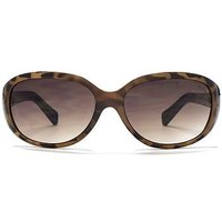 Sunna Womens Small Double Honey Demi Sunglasses