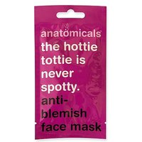 Anatomicals the hottie tottie is never spotty anti-blemish face mask