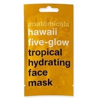 Anatomicals hawaii five glow face mask