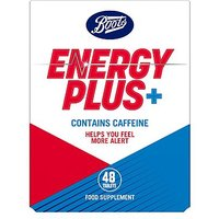 Boots Energy Plus (48 Tablets)