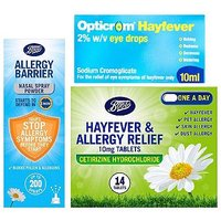 Allergy & Hayfever Bundle - Cetirizine