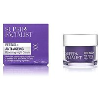 Super Facialist Retinol+ Anti-Ageing Night Cream 50ml