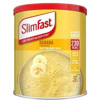 SlimFast Blissful Banana Shake - 438g
