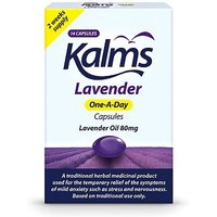 Kalms Lavender One-A-Day - 14 Capsules