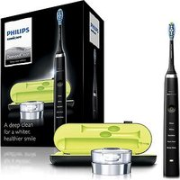 Philips DiamondClean Sonic Electric Toothbrush - Black