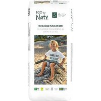 Naty Size 5, 40 Eco Nappies, 11-25kg
