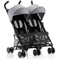 Britax Rmer HOLIDAY DOUBLE Stroller - Steel Grey