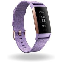 Fitbit Charge 3 Special Edition - Lavender Woven/Rose Gold