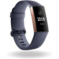 Fitbit Charge 3 - Rose Gold/Blue Grey