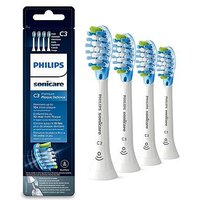 Philips Sonicare Premium Plaque Defence BrushSync Enabled Replacement Brush Heads - 4pk White HX9044/17