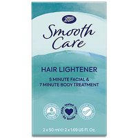 Boots Smooth Care hair lightener 2 x 50ml