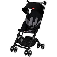 gb Pockit+ All Terrain Compact Pushchair - Velvet Black 2019