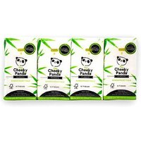 The Cheeky Panda Pocket Tissues Pack of 8