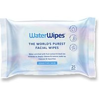 WaterWipes Sensitive Cleansing Facial Wipes