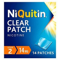 NiQuitin Clear 14 mg 14 Patches - Step 2