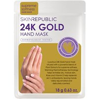 Skin Republic 24K Gold Hand Mask