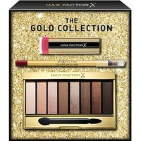 Max Factor 3 Piece Full Sized Gold Gift Set