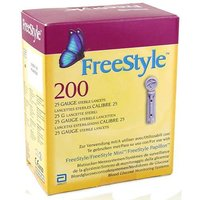 FreeStyle Blood Glucose Lancets 200