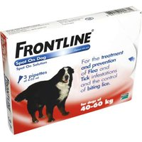 Frontline Spot On Dog 40-60kg 3