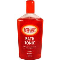 Deep Heat Foam Bath Tonic 350ml
