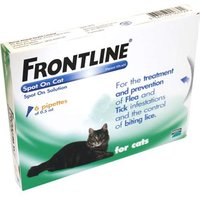 Frontline Spot On Cat 6
