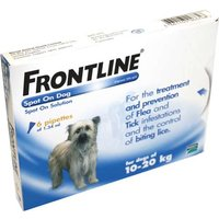 Frontline Spot On Dog 10-20kg 6