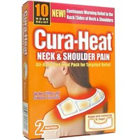 Cura-Heat Neck & Shoulder Pain (2)