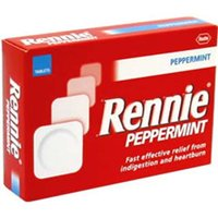 Rennie Peppermint Tablets 12