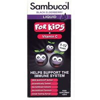 Sambucol Black Elderberry Extract For Children 120ml