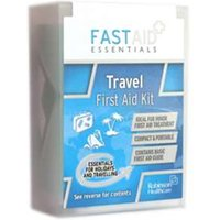 Fast Aid Essentials Travel First Aid Kit