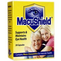 MacuShield Meso-Zeaxanthin Supplements 30