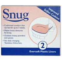 Snug Ever-soft Plastic Liners 2