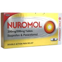 Nuromol Double Action Tablets 12