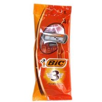 Bic 3 Disposable Classic Razors - Sensitive (4)