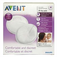 Avent Disposable Breast Pads Daytime 30