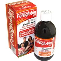 Feroglobin B12 Liquid Iron 500ml