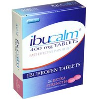 Ibucalm 24 Tablets 400mg