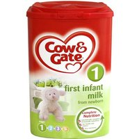 Cow and Gate 1 First Infant Milk (From Newborn) 900g
